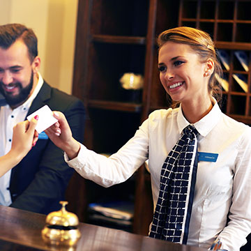 What is the check-in policy at Kress Inn?